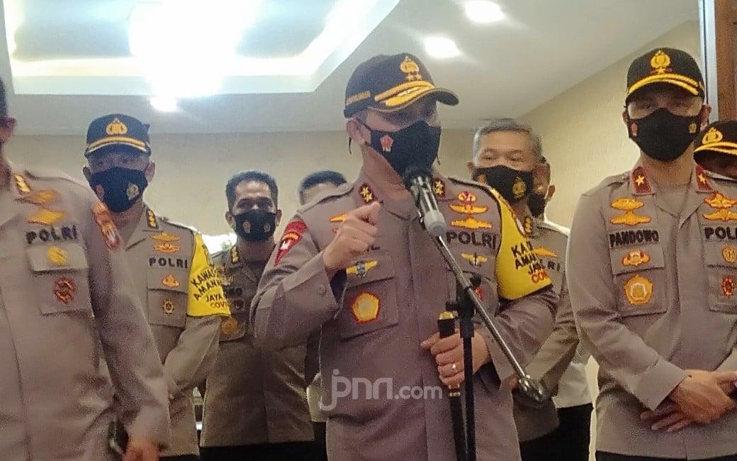Tegas! Irjen Fadil Bakal Sikat Ormas Berperilaku Seperti Preman - JPNN.com