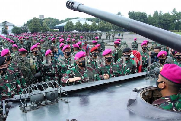 Panglima TNI Sidak ke Tiga Markas Komando Pasukan Khusus TNI, Ada Apa? - JPNN.com