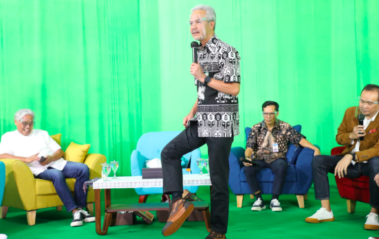 Keren, UKM Virtual Expo Jateng Cetak Transaksi Rp3,7 Miliar - JPNN.com