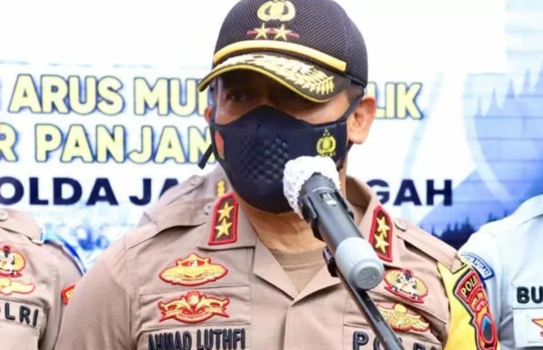 Keras! Kapolda Jateng: Sikat Kelompok Intoleran, Singgung Rizieq Shihab? - JPNN.com