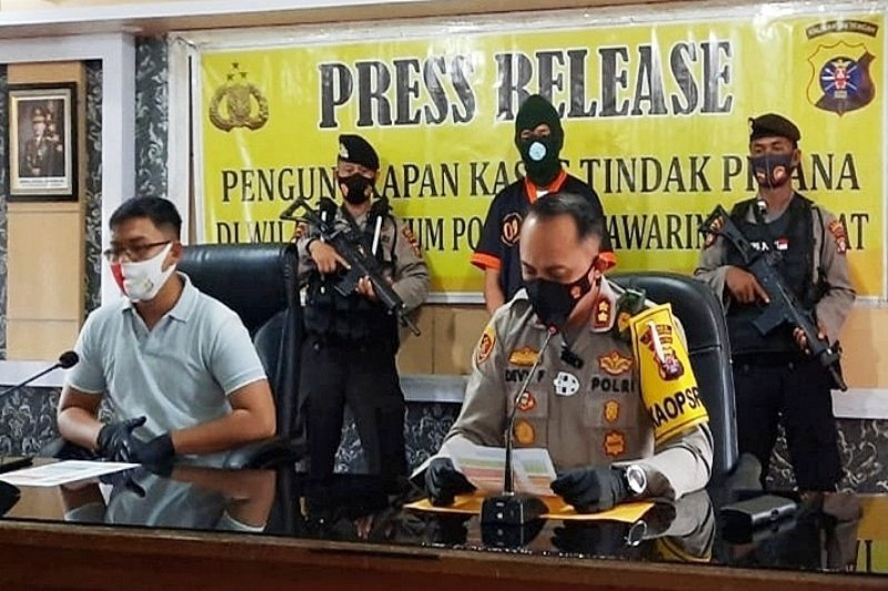 10 Pekerja Tertimbun di Tambang Emas Ilegal, H dan R Jadi Tersangka - JPNN.com