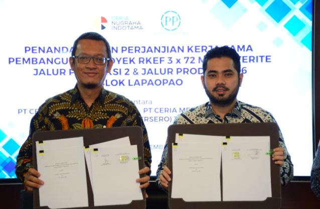 PT PP Kembali Dipercaya Garap Pembangunan Pabrik Peleburan Smelter Kolaka Senilai Rp3,22 Triliun - JPNN.com