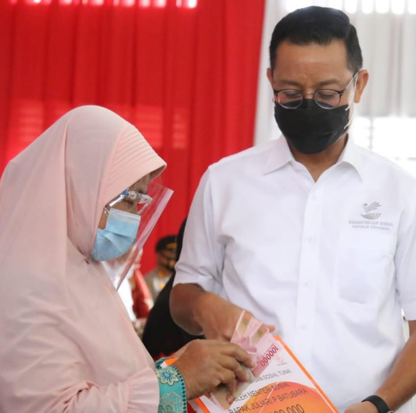 Kabar Baik, Mensos Buka Kuota Baru Penerima BST untuk 20 Ribu KPM di Daerah Ini - JPNN.com