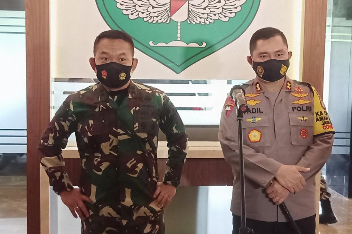 Pernyataan Tegas Pangdam Jaya Mayjen Dudung Setelah Mencopot 900 Spanduk Habib Rizieq - JPNN.com