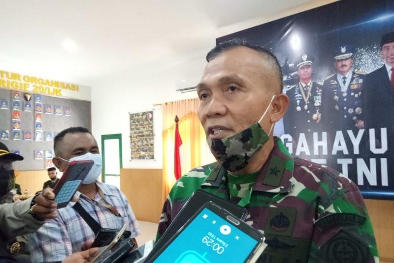 Kata Brigjen Suswatyo, Seorang Prajurit TNI Hilang Saat Patroli di Banti - JPNN.com