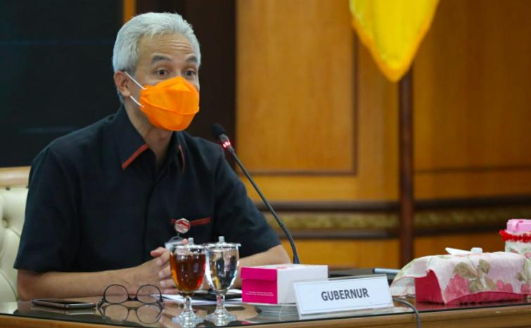 Pak Ganjar Langsung Tancap Gas Usai Video Conference dengan Jokowi - JPNN.com