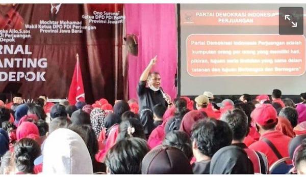 Demi Perubahan Makin Baik, Sukur PDIP Ajak Warga Depok Pilih Pradi-Afifah - JPNN.com