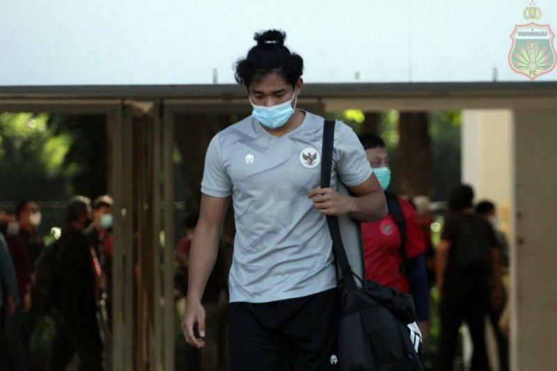 Shin Tae-yong Coret Serdy, Bhayangkara FC Bersikap Begini - JPNN.com