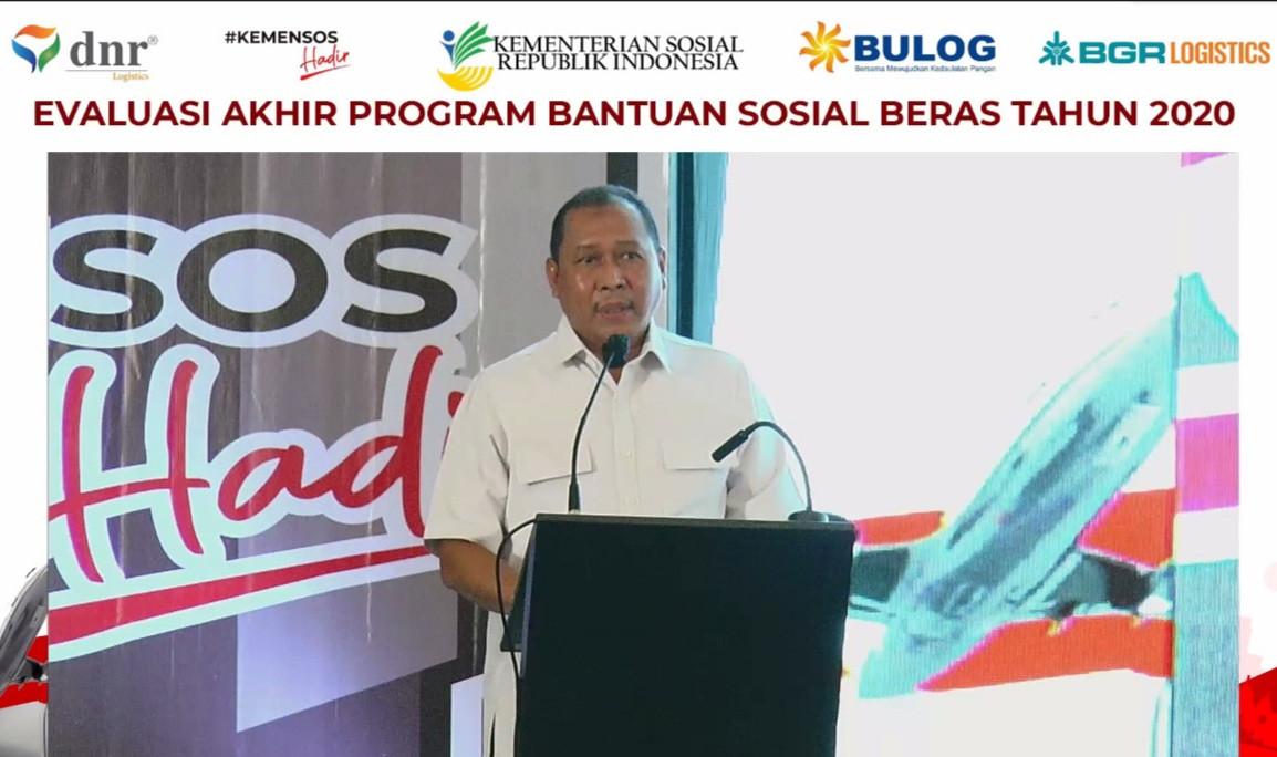 Kinerja Kemensos Memuaskan, Program BSB Mampu Serap Beras Petani dan Pergerakan Jasa Transportasi - JPNN.com