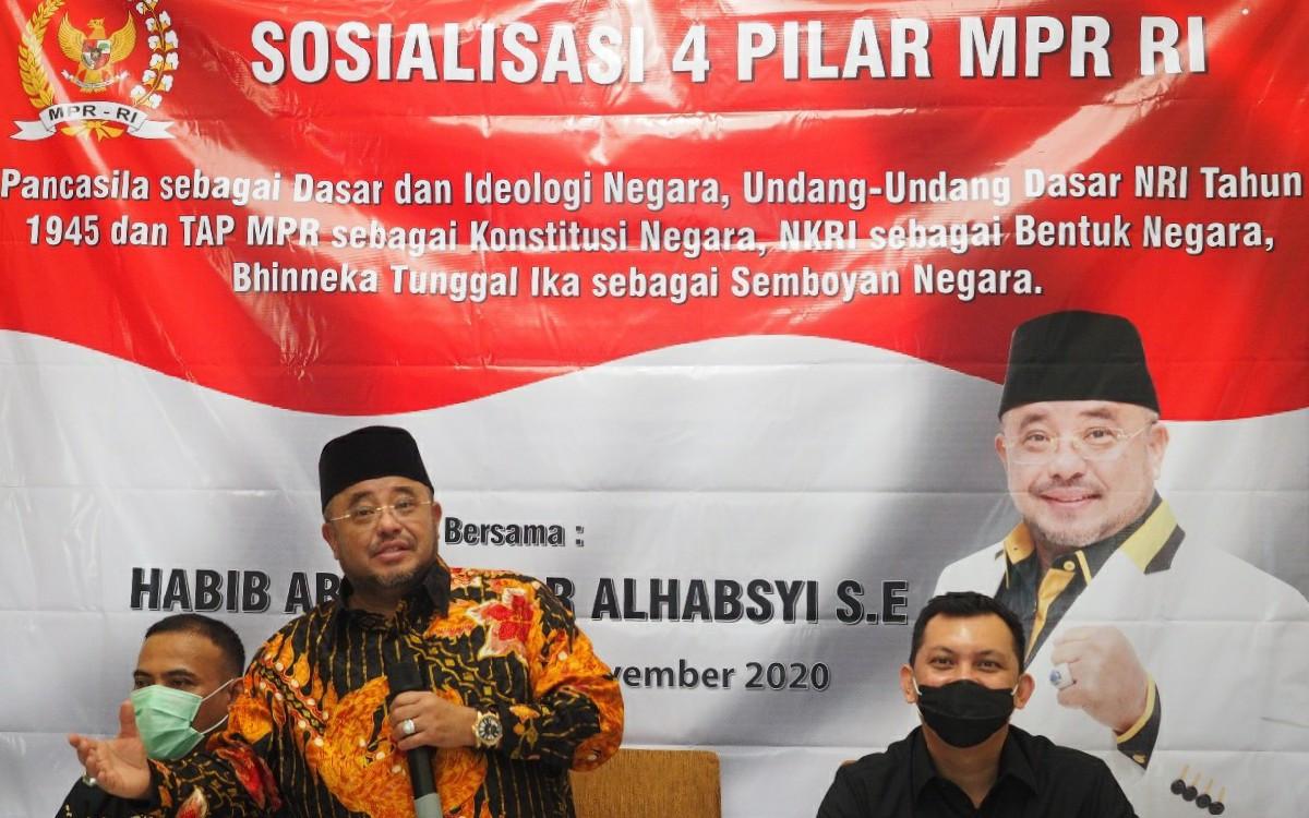 Habib Aboe PKS: Jangan Mau Diadu Domba - JPNN.com