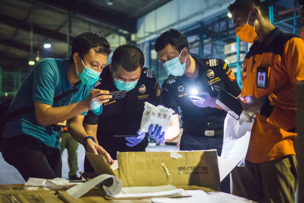 Bea Cukai Dorong Kinerja Ekspor Demi Perbaikan Ekonomi Akibat Pandemi - JPNN.com