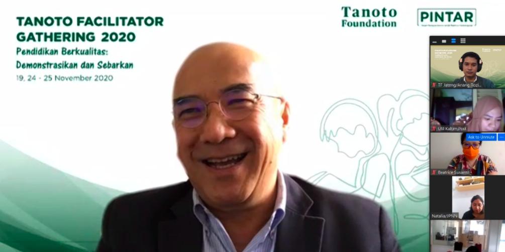 Tanoto Foundation Dukung Percepatan Peningkatan Kualitas Pendidikan, Begini Caranya - JPNN.com