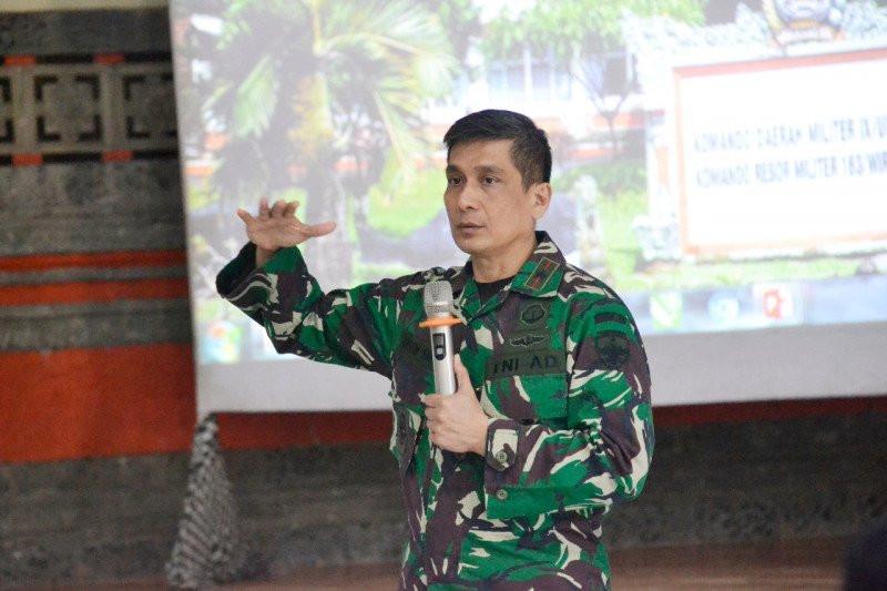 Brigjen TNI Husein Sagaf Ungkap Makna Tindakan Lone Wolf, Berujung Aksi Terorisme - JPNN.com
