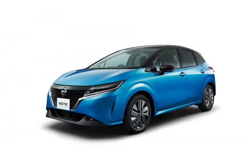 nissan meluncurkan all-new nissan note 2021 - otomotif