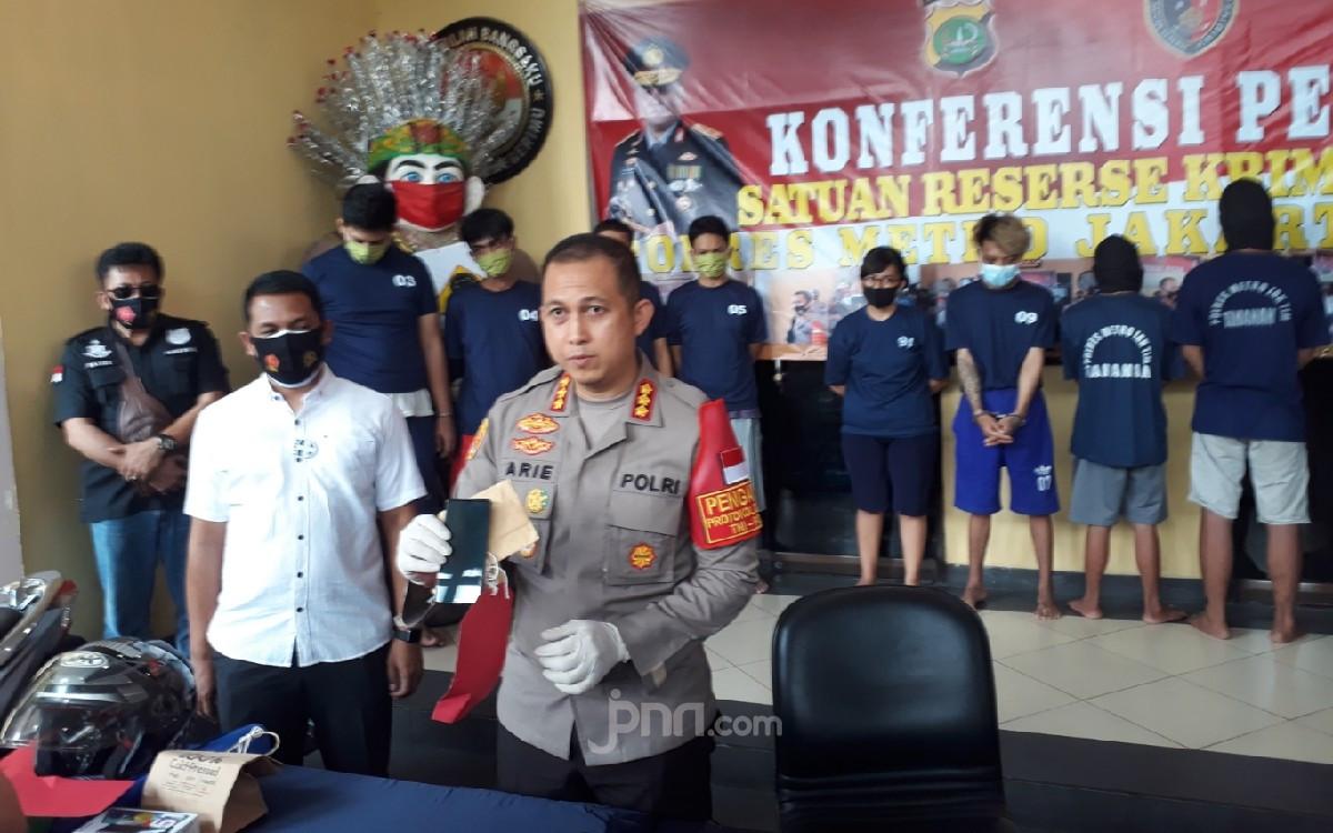 Kerap Alami KDRT, Istri Sewa Preman untuk Aniaya Suami - JPNN.com