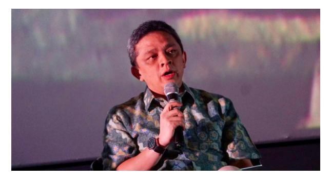 Luky Alfirman, Mantan Pegawai Ditjen Pajak yang Dipilih Jokowi jadi Anggota Dewan Komisioner LPS - JPNN.com