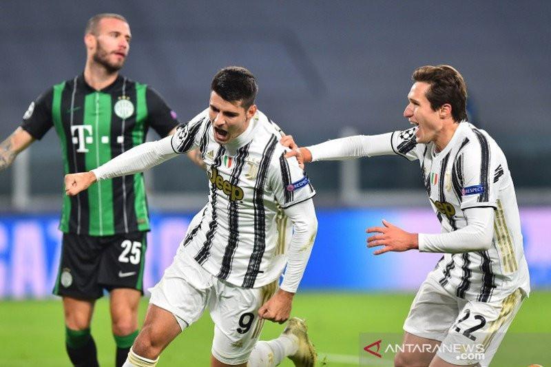 Ini Dia Penyelamat Juventus Lolos 16 Besar Liga Champions, Bukan Ronaldo! - JPNN.com