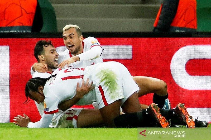 Liga Champions: Sevilla Lolos Secara Dramatis Dampingi Chelsea - JPNN.com
