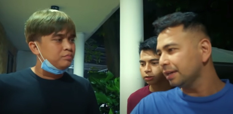 Raffi Ahmad Sarankan Billy Syahputra Periksa Hp Amanda Manopo - JPNN.com