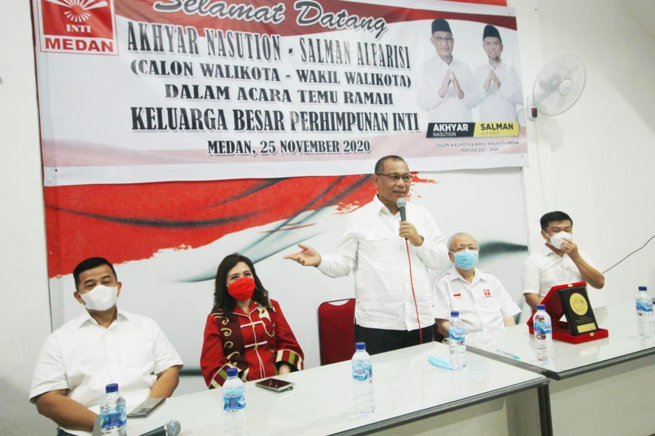 Cawalkot Medan Akhyar Pengin Segera Menyambung Rantai Ekonomi yang Terputus - JPNN.com