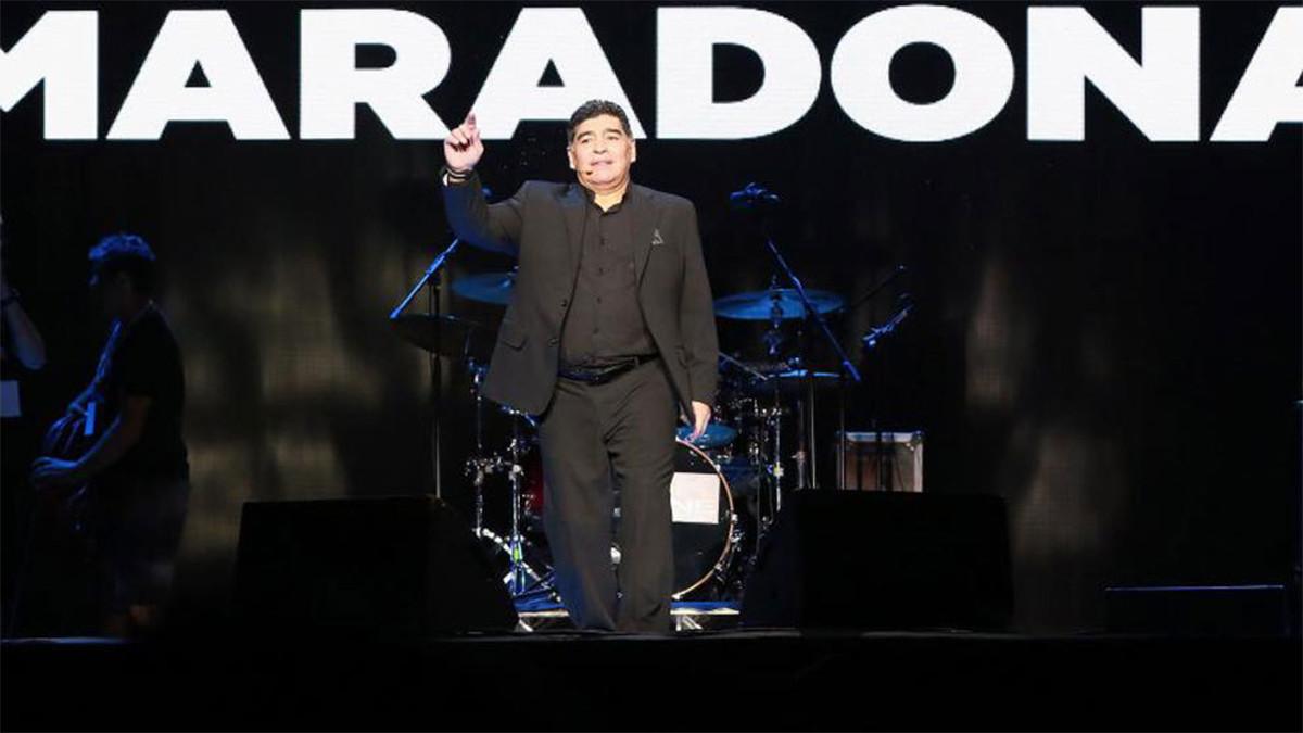 Maradona: Jika Saya Mati.. - JPNN.com