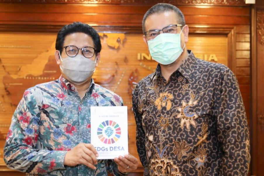 IFAD Kagumi SDGs Gagasan Gus Menteri - JPNN.com