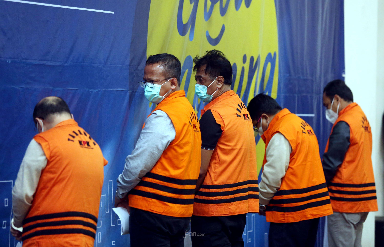 Sebegini Uang Haram yang Diduga Diterima Edhy Prabowo, Rupiah dan Dolar - JPNN.com