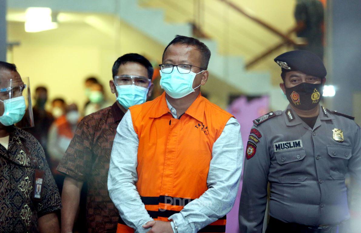 Edhy Prabowo Sampaikan Pengakuan Terbaru di KPK, Jelas Sudah - JPNN.com