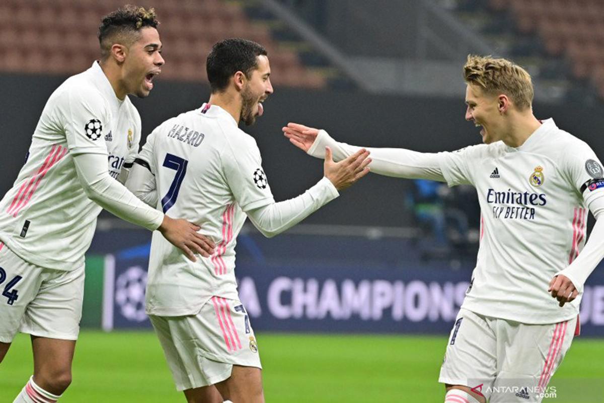 Real Madrid Menang, Liverpool Tumbang - JPNN.com
