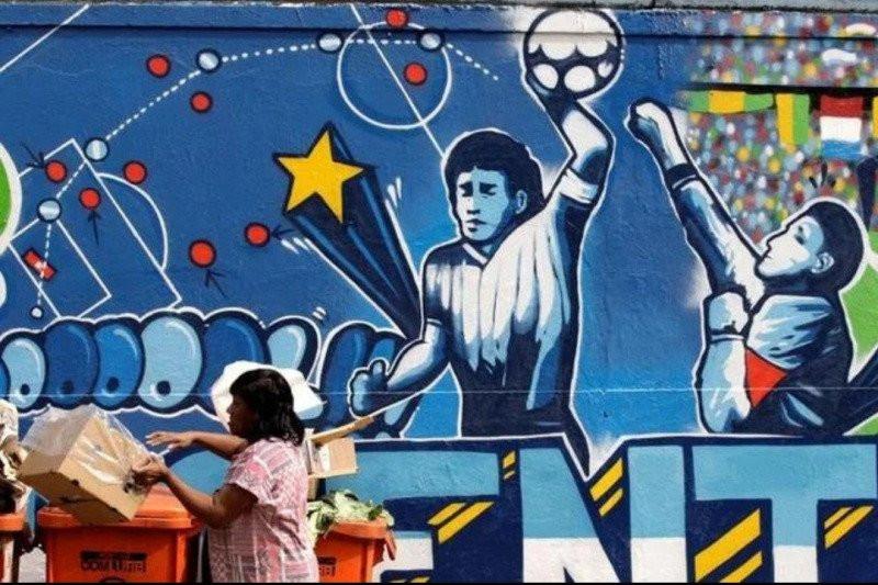 Perjalanan Hidup Maradona: Dari Sepak bola, Wanita Hingga Narkoba, Selamat Jalan! - JPNN.com