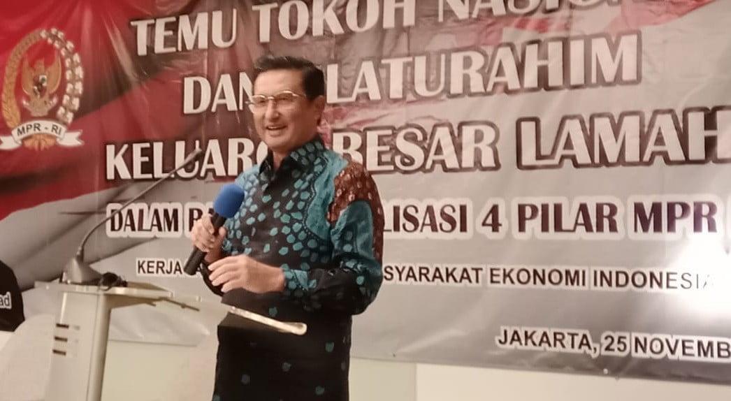 Prof Fadel Imbau Kepala Daerah Fokus Pengembangan Sumber Daya Manusia - JPNN.com
