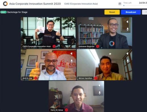 Diikuti 1.541 Peserta, Asia Corporate Innovation Summit 2020 Sukses Digelar - JPNN.com