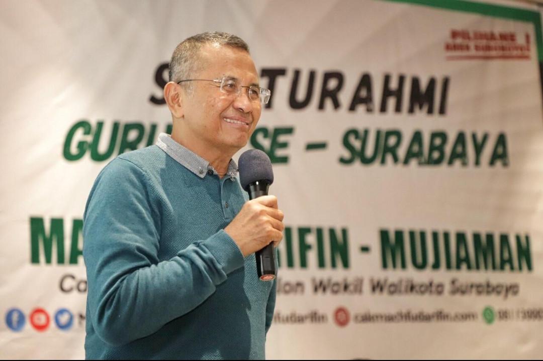 Dahlan Iskan Menilai Cak Machfud Berkompeten Melanjutkan Kepemimpinan Bu Risma - JPNN.com