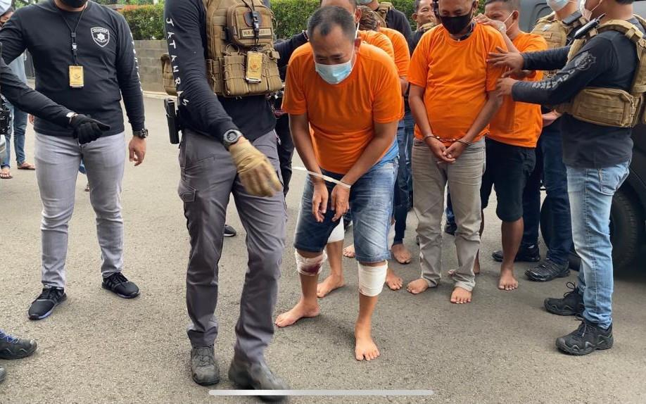 Lihat Nih, Tampang Kawanan Garong Sadis Bermodus Petugas PLN - JPNN.com