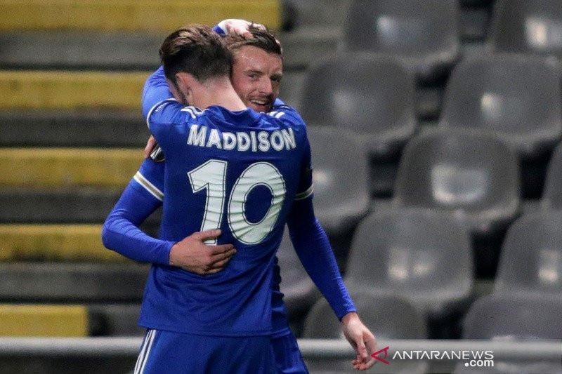 Liga Europa: Leicester Lolos Berhasil Ditahan Imbang Braga - JPNN.com