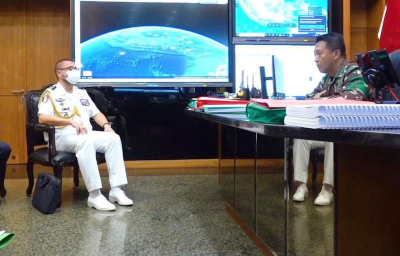Jenderal Andika Siap Kirim Pasukan ke Prancis - JPNN.com