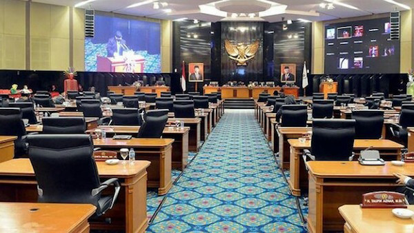 7 Fraksi Pelindung Anies Jegal Paripurna Interpelasi - JPNN.com