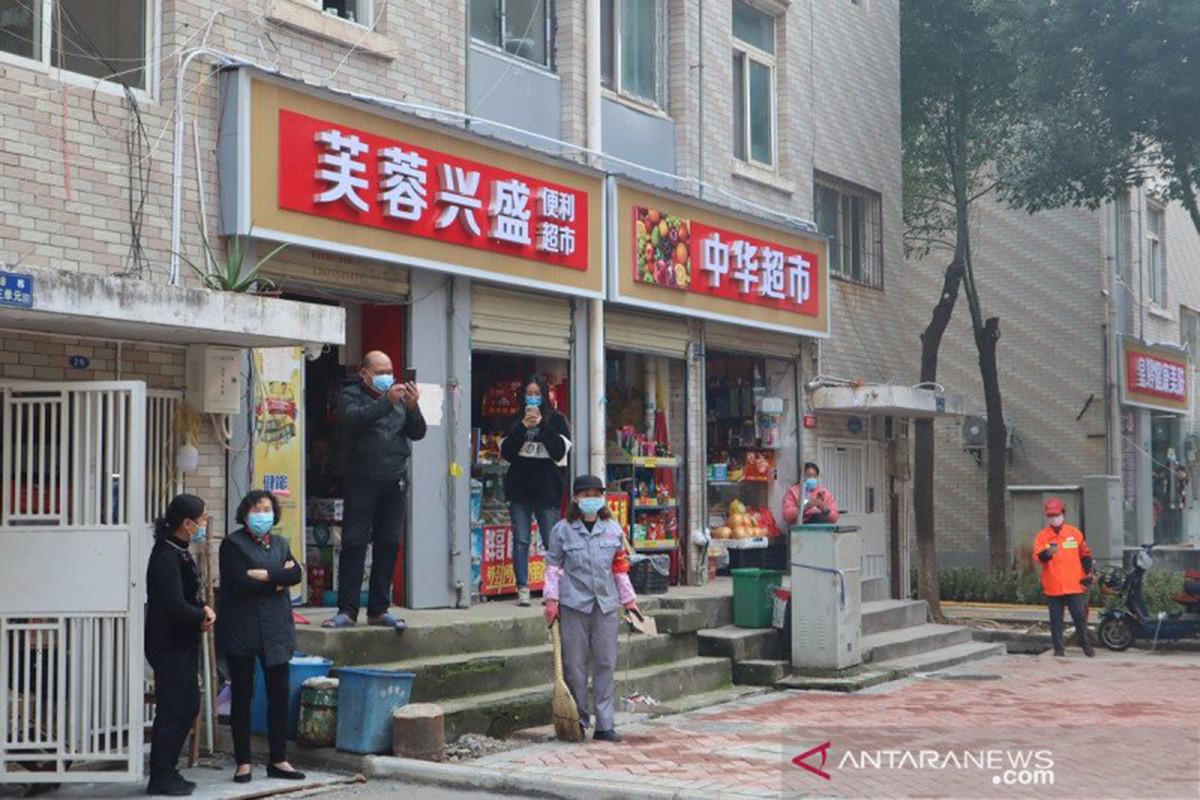 China Kembali Alami Lonjakan Kasus COVID-19, Ada Kaitannya dengan Myanmar - JPNN.com