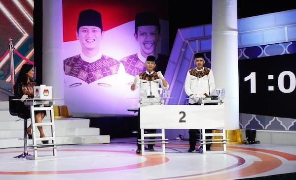 Pasangan Arifin-Syah Dinilai Unggul Dalam Rangkaian Debat Pilkada Trenggalek - JPNN.com