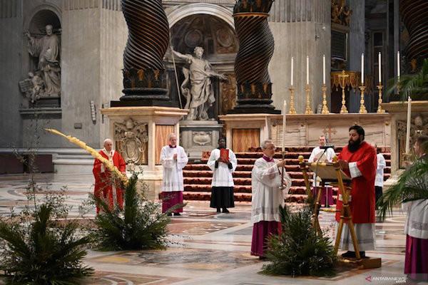 Paus Fransiskus Lantik Rohaniwan Meksiko Terkenal Pembela Hak Adat Jadi Kardinal - JPNN.com