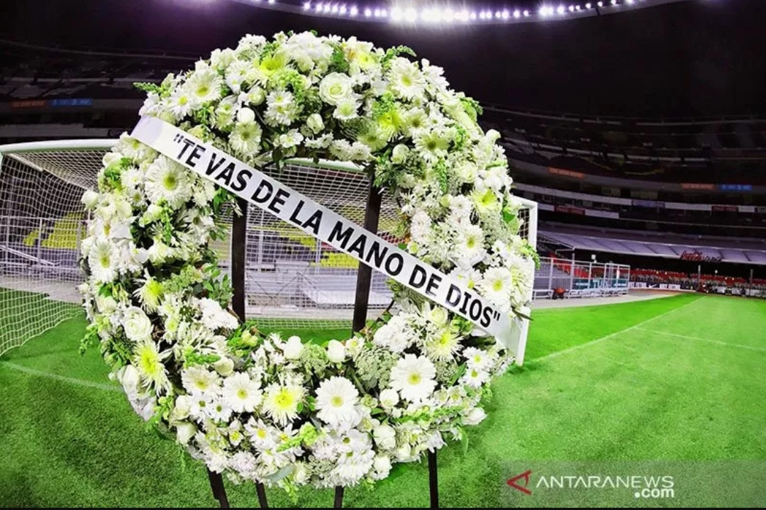 Liga Sepak Bola Argentina Berubah Nama Jadi Piala Diego Maradona - JPNN.com