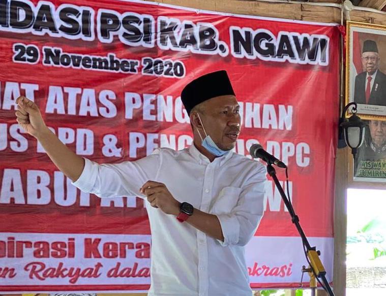Lawan Oligarki Politik, PSI Serukan Pilih Kotak Kosong di Pilkada Ngawi - JPNN.com