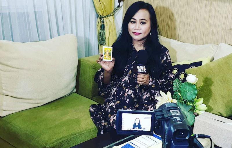 Sahabat Ungkap Penyebab Peramal Endang Tarot Meninggal Dunia - JPNN.com
