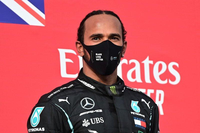 Lewis Hamilton Positif Terpapar COVID-19 - JPNN.com
