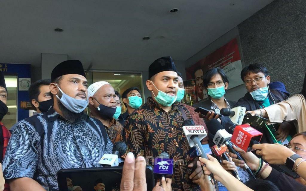 Ssst, Begini Fokus Gerakan Front Persaudaraan Islam yang Sudah Terbentuk di 20 Provinsi - JPNN.com