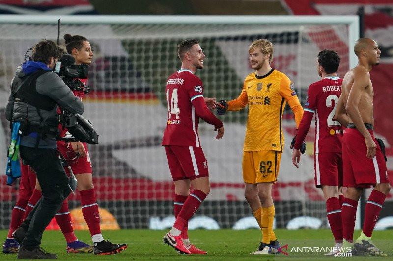 Henderson Akui Kemampuan Para Pemain Muda Liverpool Ini - JPNN.com