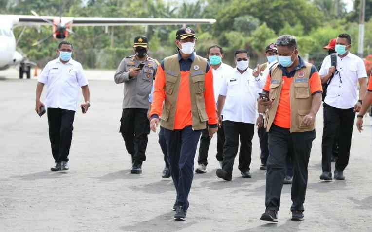 Gempa Sulbar, Presiden Perintahkan Doni Monardo dan Mensos Risma Langsung ke Mamuju - JPNN.com