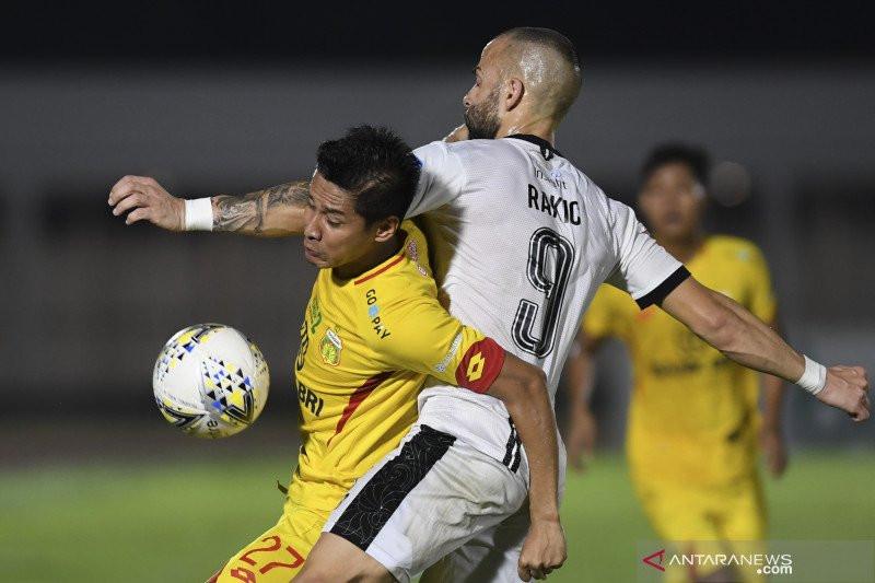 Indra Kahfi Tak Persoalkan Bhayangkara FC Ganti Nama - JPNN.com