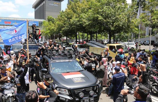 Kisah Menarik Mobil-mobil Garang ala AHY dan Jelajah Nusantara - JPNN.com