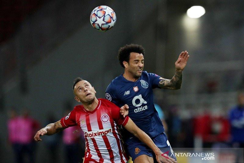 Olympiakos Dihajar Porto, Namun Lolos 32 Besar Liga Europa - JPNN.com